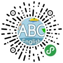 全民英语教育二维码