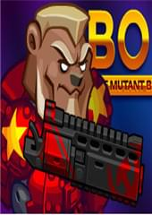 带枪的变异熊鲍里斯
