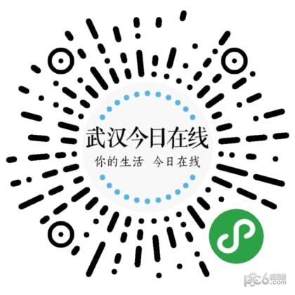 武汉市今日在线二维码