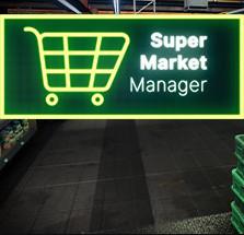 超市管理员游戏
