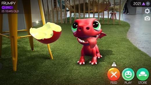 AR Dragon iOS游戏下载