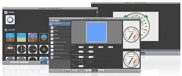 仪表盘制作软件(BeauGauge)