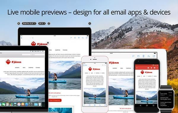 Mail Designer for Mac 365