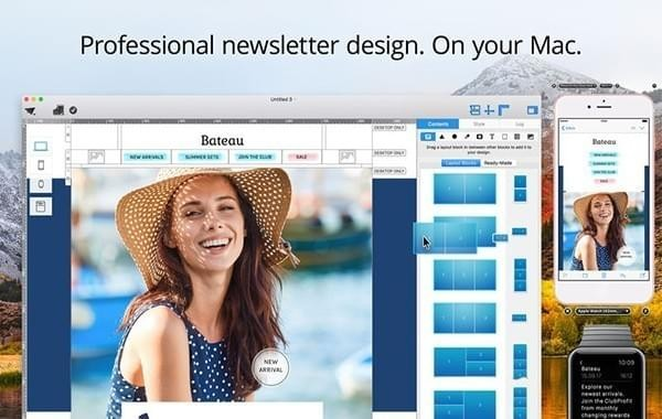 Mail Designer 365 Mac version
