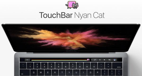 touch bar
