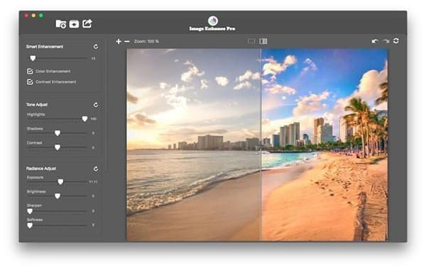 Image Enhance Pro Mac版
