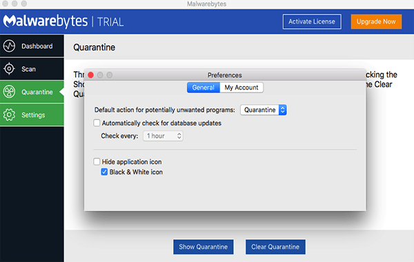 Malwarebytes Mac版