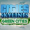 城市天际线绿色都市Mac版