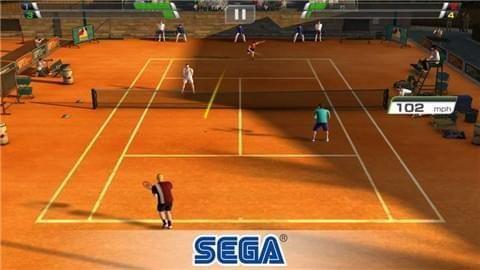 网球挑战赛游戏下载