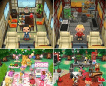 动物之森口袋露营游戏下载