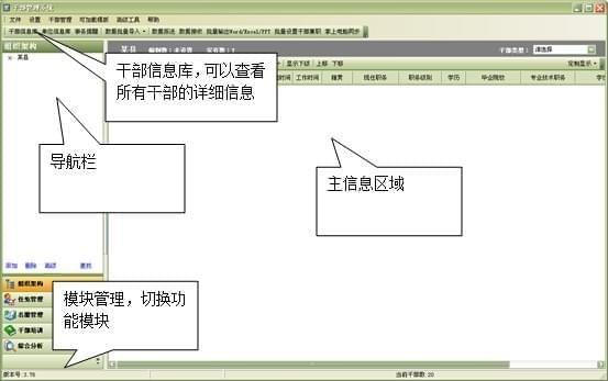 冠唐干部管理系统