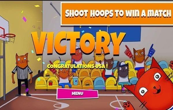猫猫篮球杯Mac版