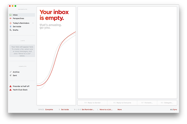 Mail Pilot 3 for Mac