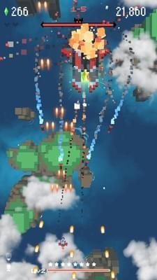 雷电像素打飞机手游下载