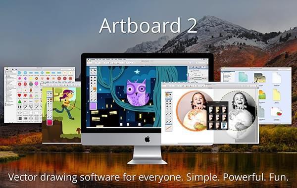 Artboard Mac版