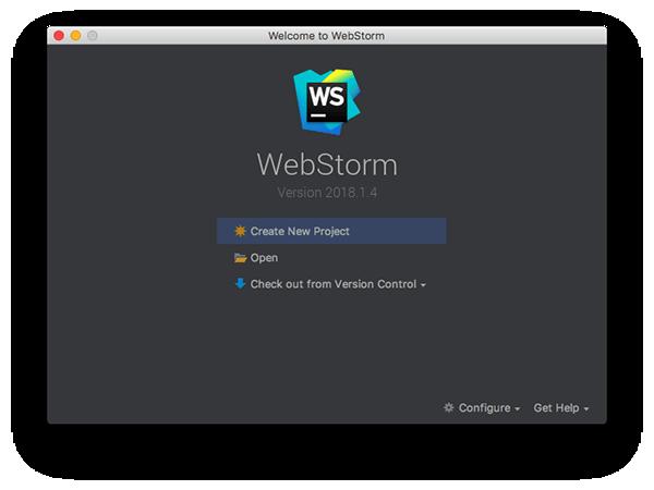 WebStorm Mac版