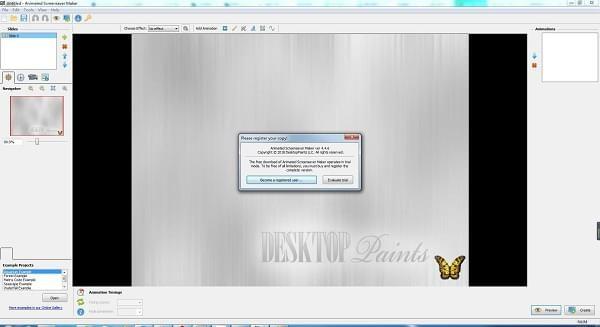 Animated Screensaver Maker(屏保制作软件)