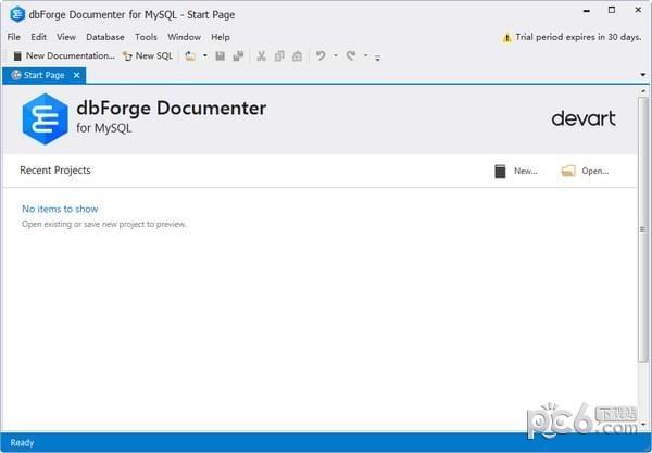 dbForge Documenter for MySQL(数据库文档生成器)