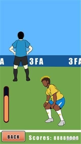 内马尔世界杯翻滚游戏下载