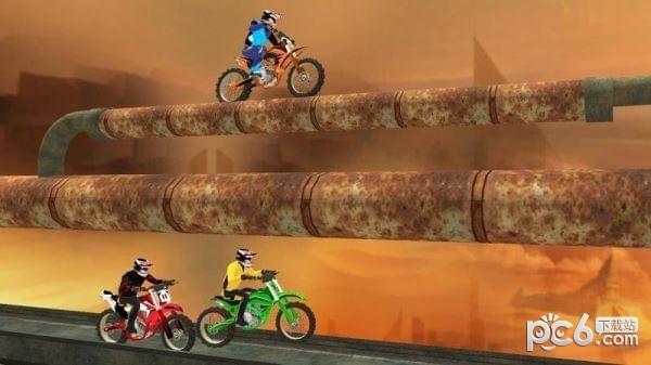越野摩托车2018手游下载