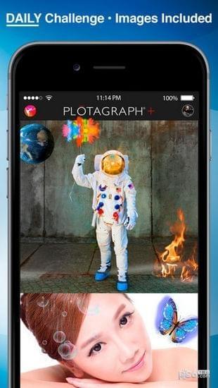 PLOTAVERSE iOS
