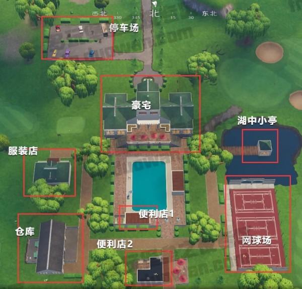 堡垒之夜悠闲运动场怎么打 悠闲运动场资源打法攻略
