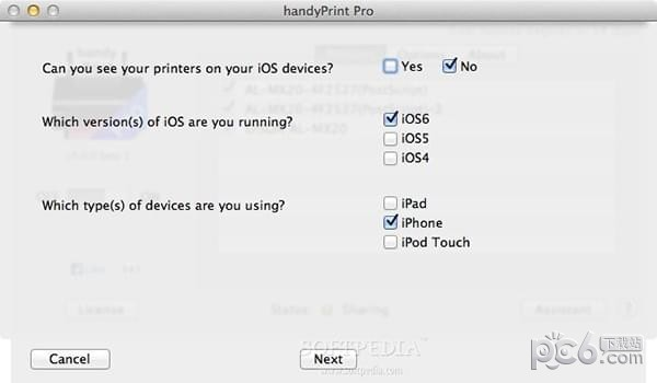 HandyPrint pro for Mac