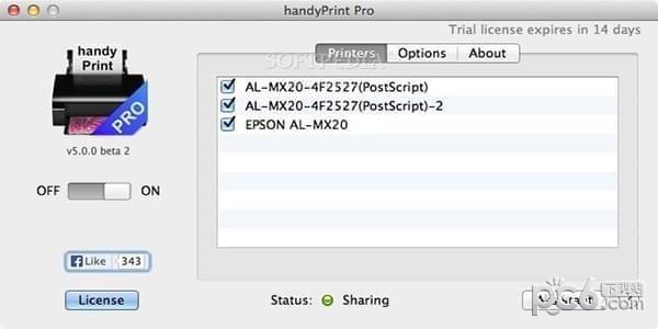 HandyPrint Pro Mac version