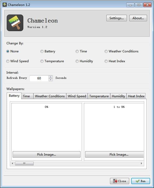 Chameleon(壁纸软件)