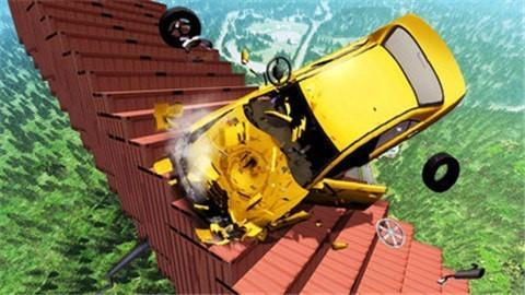 死亡楼梯车