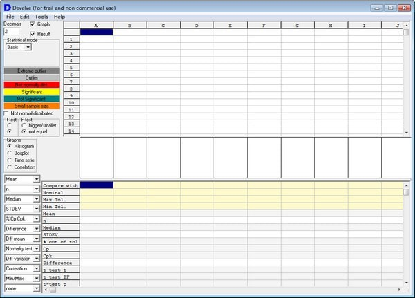 Develve(统计分析软件)