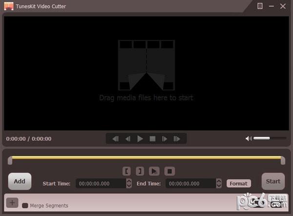 TunesKit Video Cutter(视频分割器)