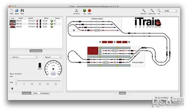 iTrain for Mac