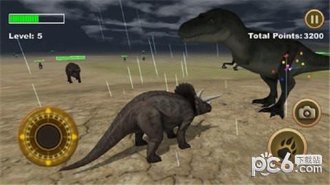 三角龙生存模拟器游戏下载