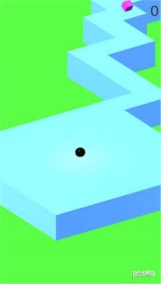 曲线滚球游戏