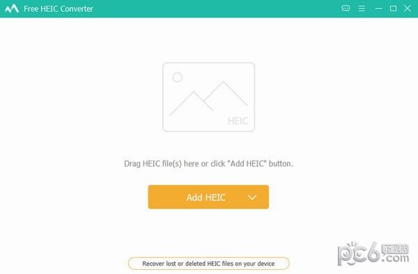 Apeaksoft Free HEIC Converter(heic格式转换器)