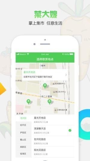 菜大嫂app