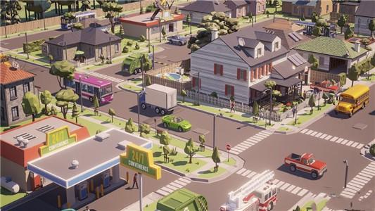 极光模拟小镇下载
