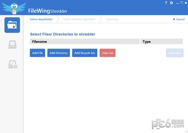 FileWingShredder(文件粉碎机)