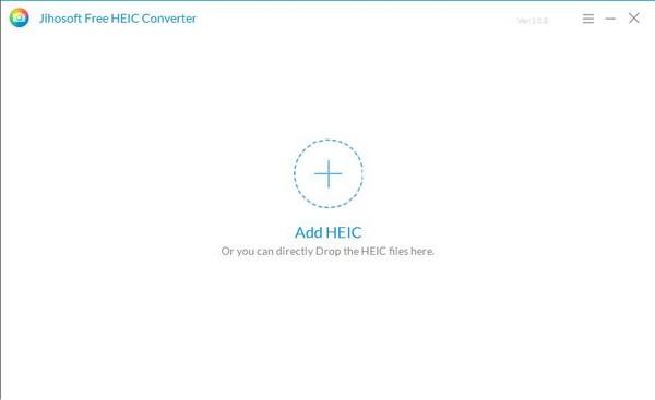 Jihosoft Free HEIC Converter(HEIC图片格式转换工具)
