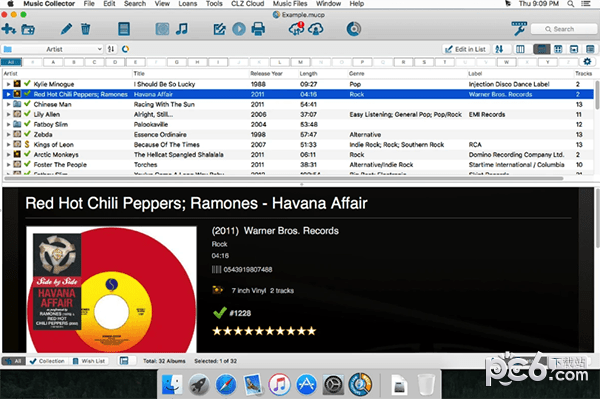 Music Collector for mac