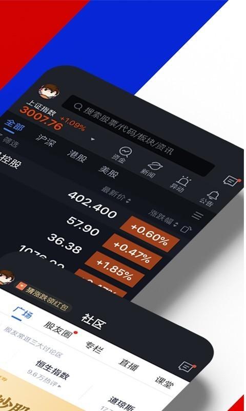 腾讯自选股app