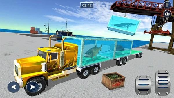 海洋动物运输模拟器