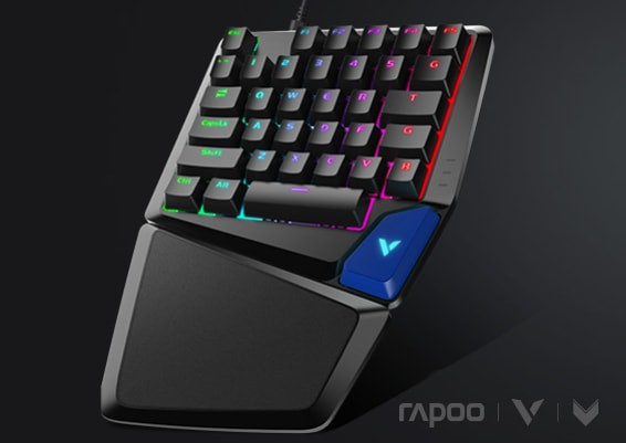 雷柏V550RGB键盘驱动