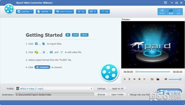 Tipard Video Converter Ultimate(视频转换工具)