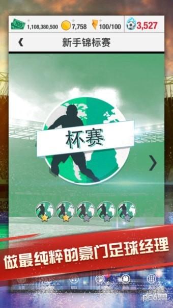 梦幻足球世界截图1
