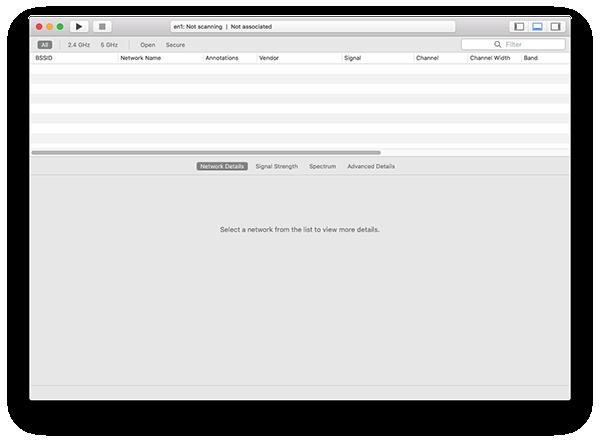 WiFi Explorer Mac版