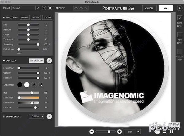 portraiture 3 Mac版