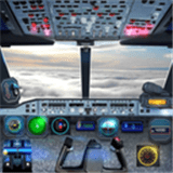 飛機飛行模擬器