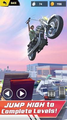 特技越野摩托车3D(图1)